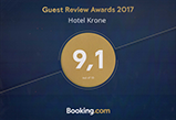 Hotel Krone in Bretten auf Booking